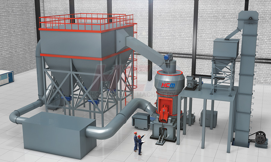 Buy 200 Mesh Raymond Roller Mill From Reliable Manufacturer