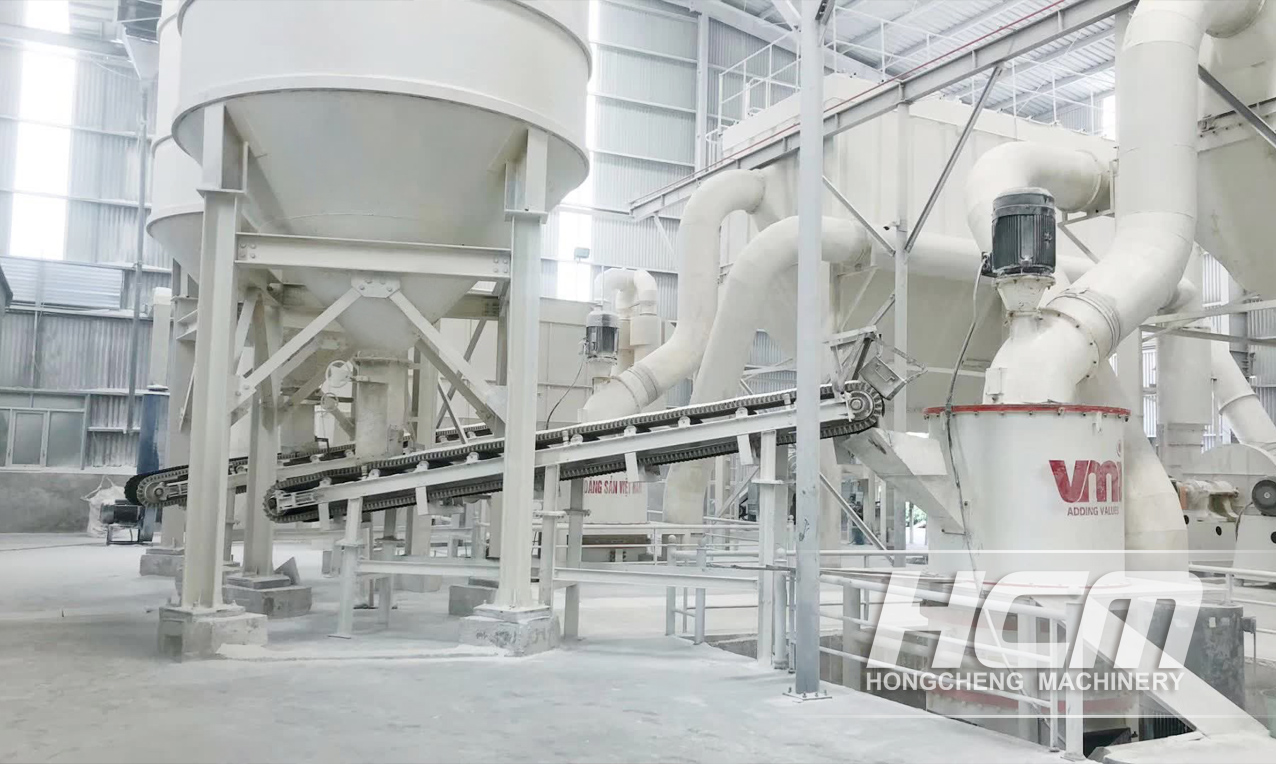HCH Ultra-fine Grinding Mill: Fineness 400-2500