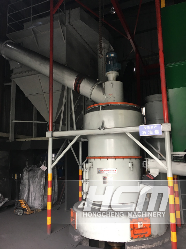 Buy R-type Raymond Roller Mill for Fine Mineral Powder Production