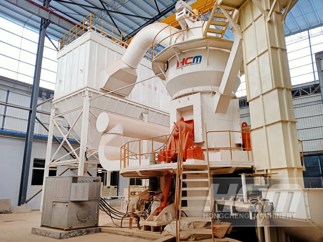 How to Buy A Suitable Talc Vertical Roller Mill?