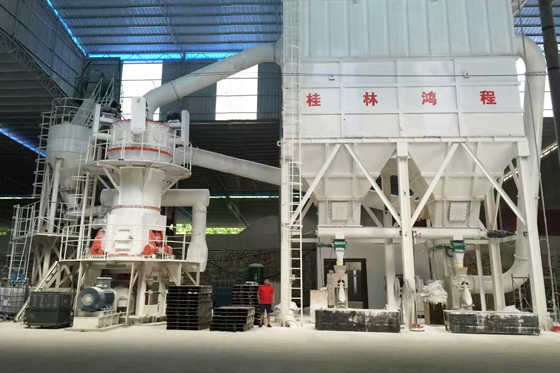 SUPER FINE CALCIUM OXIDE POWDER PRODUCTION GRINDING MILL OPERATION LINE FACTORY PRICE