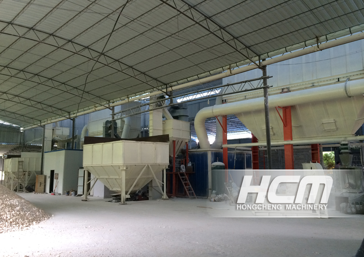 LXJM HEAVY CALCIUM CARBONATE POWDER QUALITY ULTRA-FINE GRINDING MILL EQUIPMENT FOR SALE