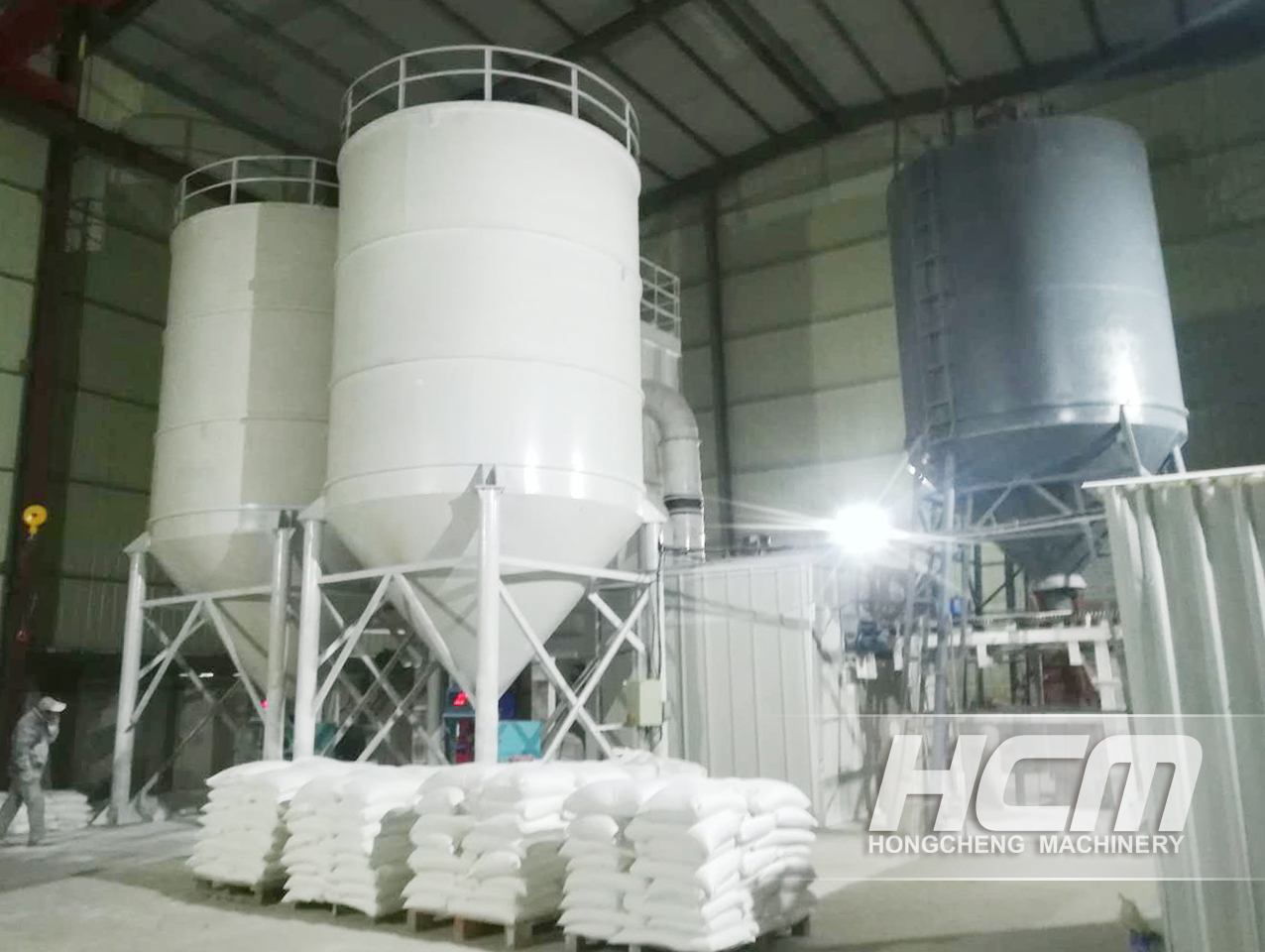 WHITE MARBLE GRAVEL MAKING MACHINE ULTRA-FINE GRINDING MILL ITALY