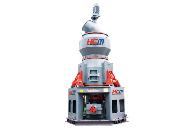 HLM Vertical Roller Mill