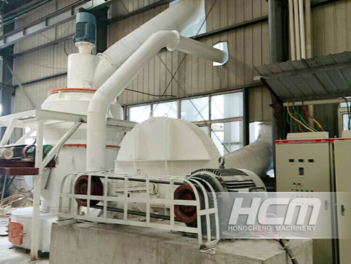 Raymond Roller Mill for Shell Powder Making