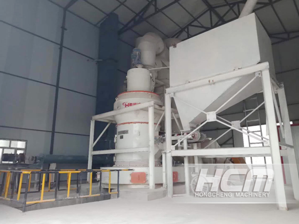 Raymond Roller Mill for Carbon