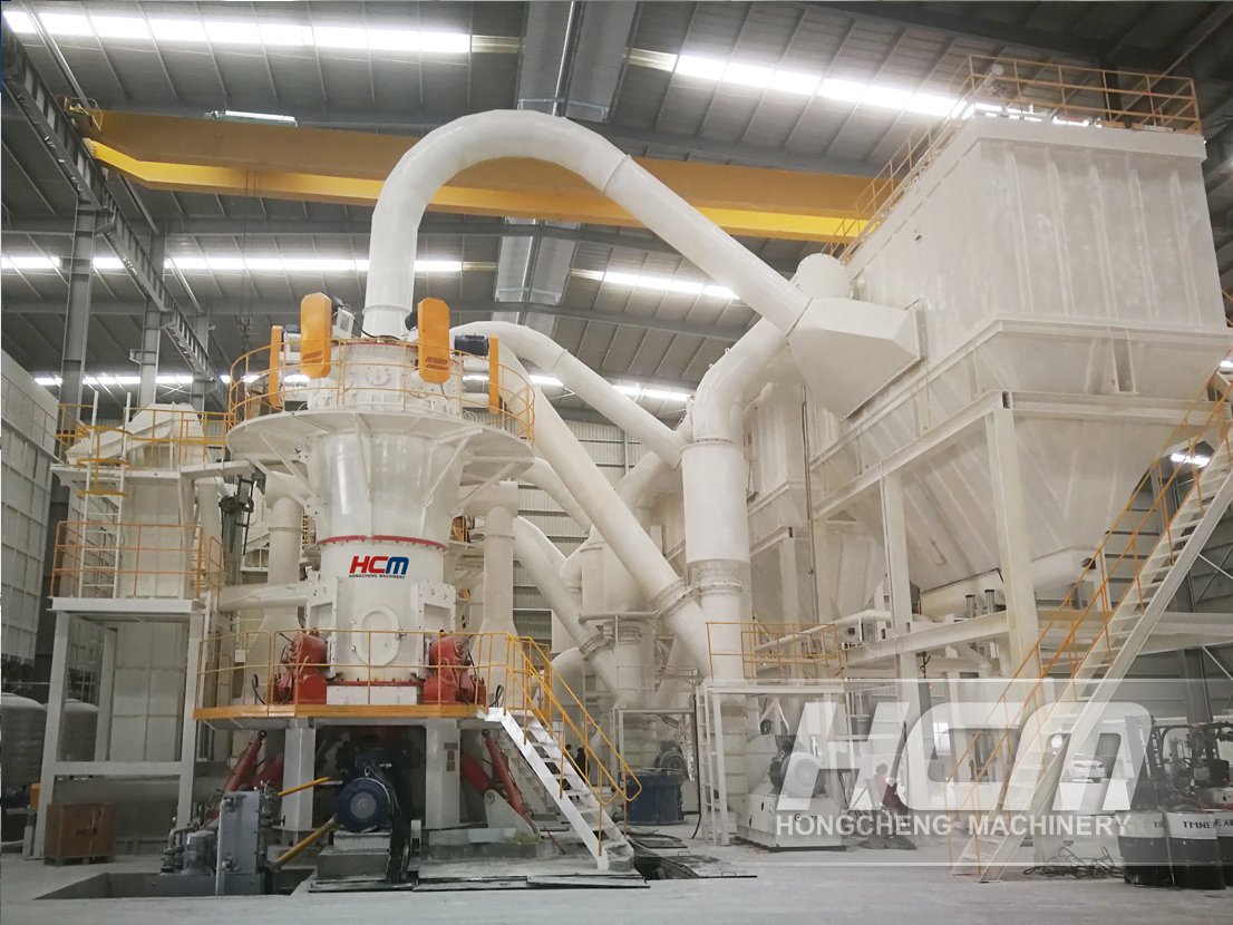 What aspects should be considered when choosing a manufacturer of vertical grinding mill?