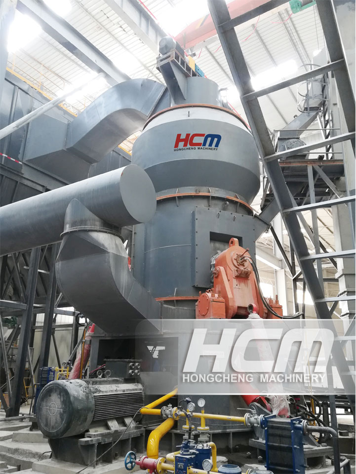 Equipment Introduction: Grinding Mill Production Line For Limestone Desulfurization In Power Plant