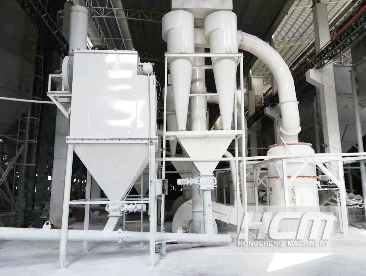 Clay Grinding Mill With High Capacity Per Hour