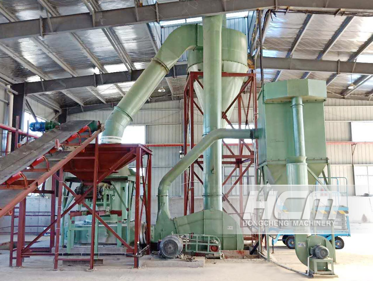 What is the price of investment in a 250 mesh calcium oxide grinding mill equipment?