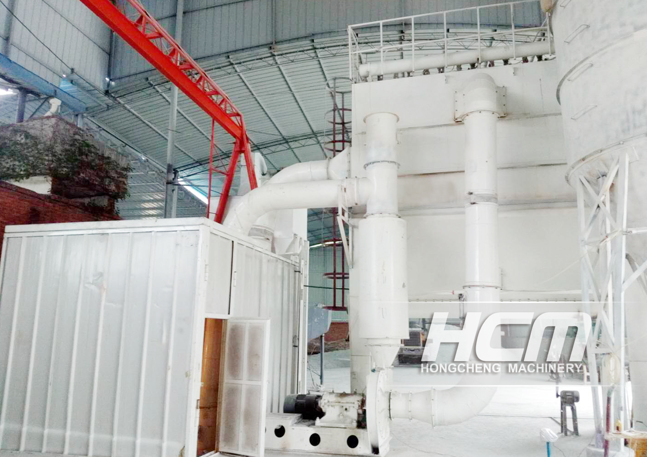 Let's to learn about the grinding mill manufacturer - Guilin Hongcheng