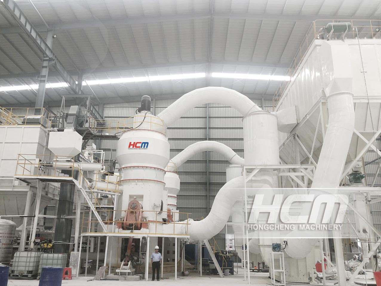 SUPERFINE ARTIFICIAL STONE MILL GRINDER MACHINE HLMX