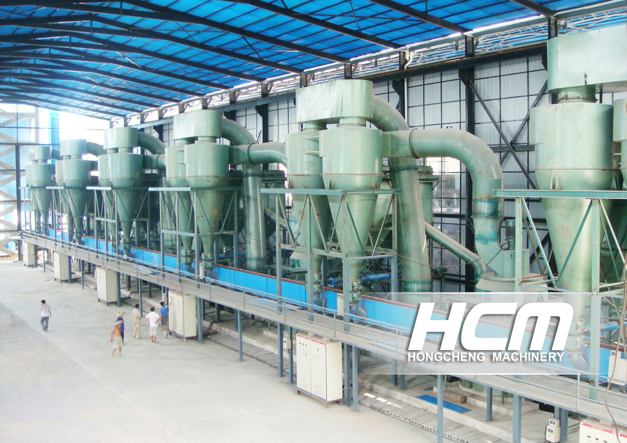 Limestone Desulfurization Project of Electric Power factory in China