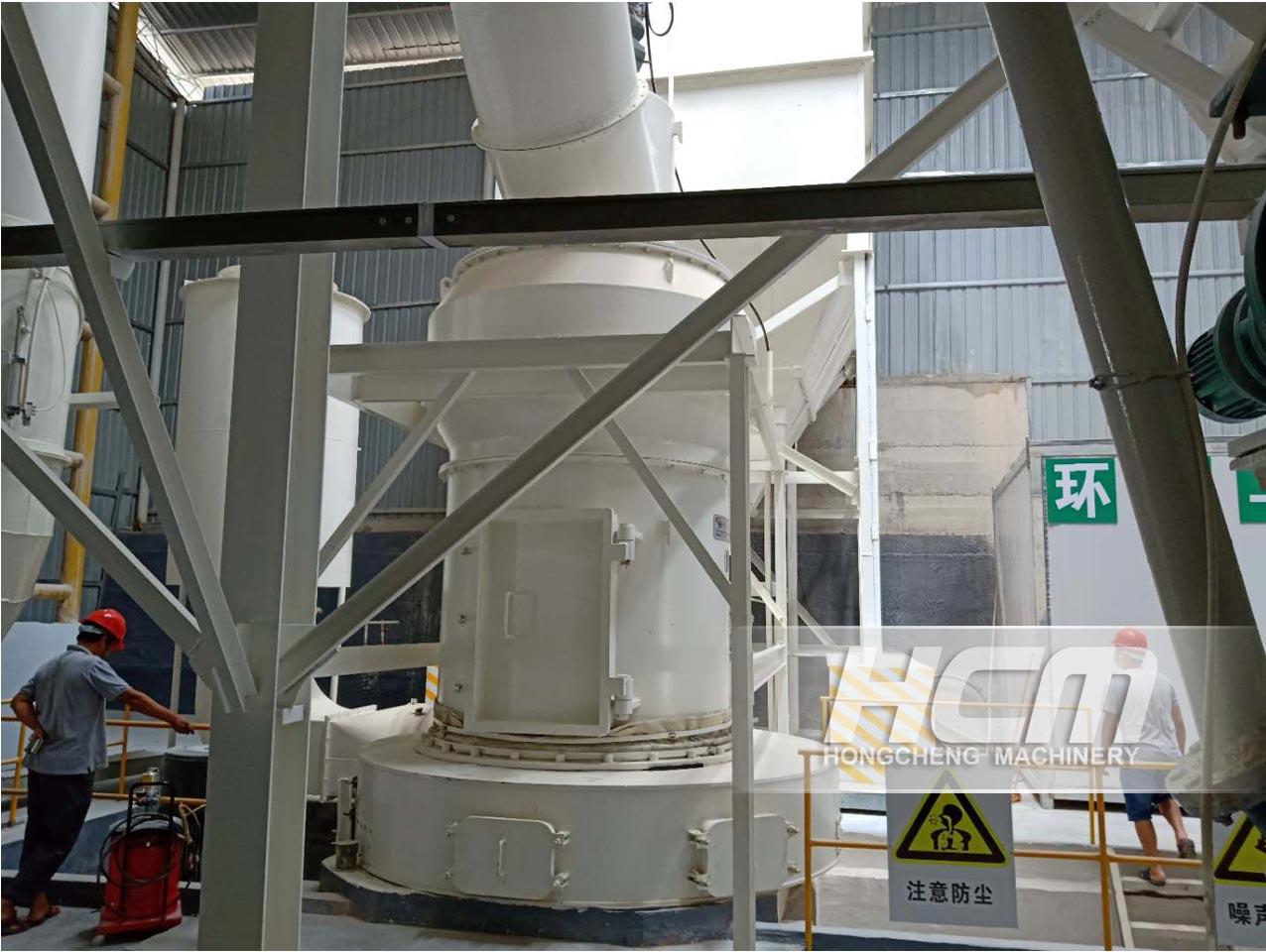 HC1700limestone-400mesh-power tank-Guizhou huishui (2).jpg