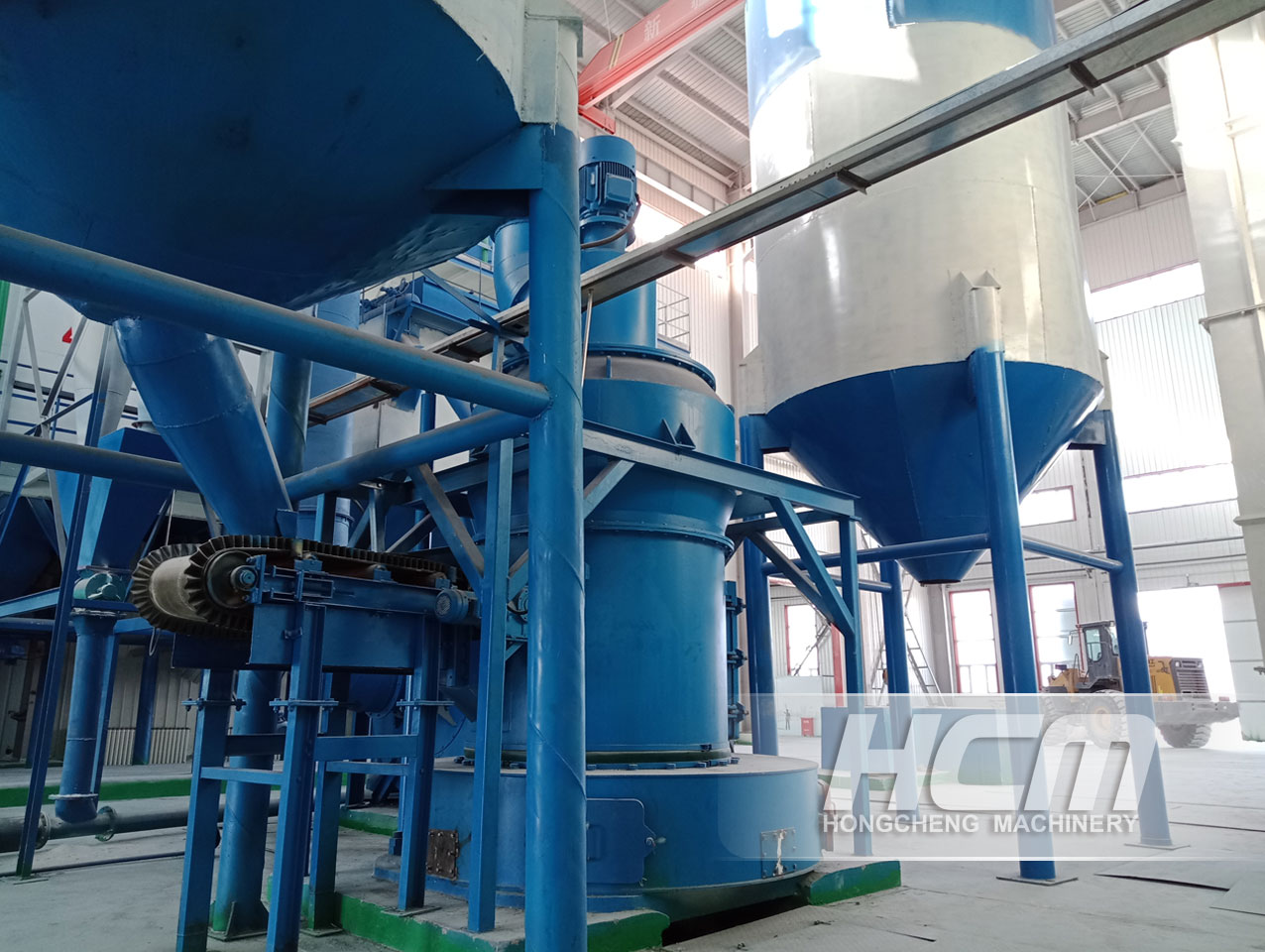 PULVERIZER MANUFACTURE-CALCITE MINING AND PROCESSING RAYMOND MILL