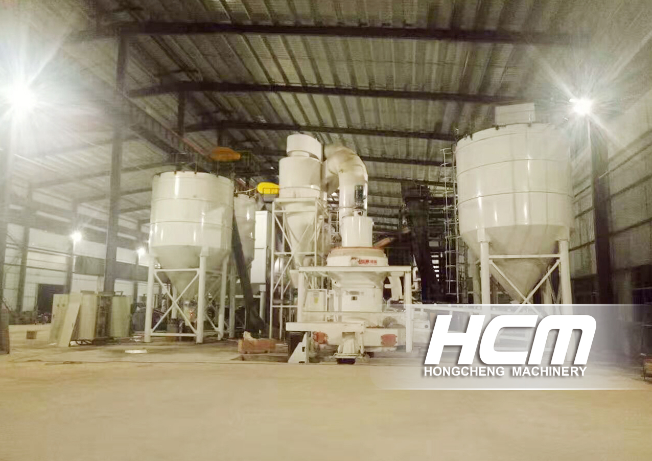 DOLOMITE RAW RAYMOND CRUSHER VERTICAL GRINGDING MILL IN STOCK