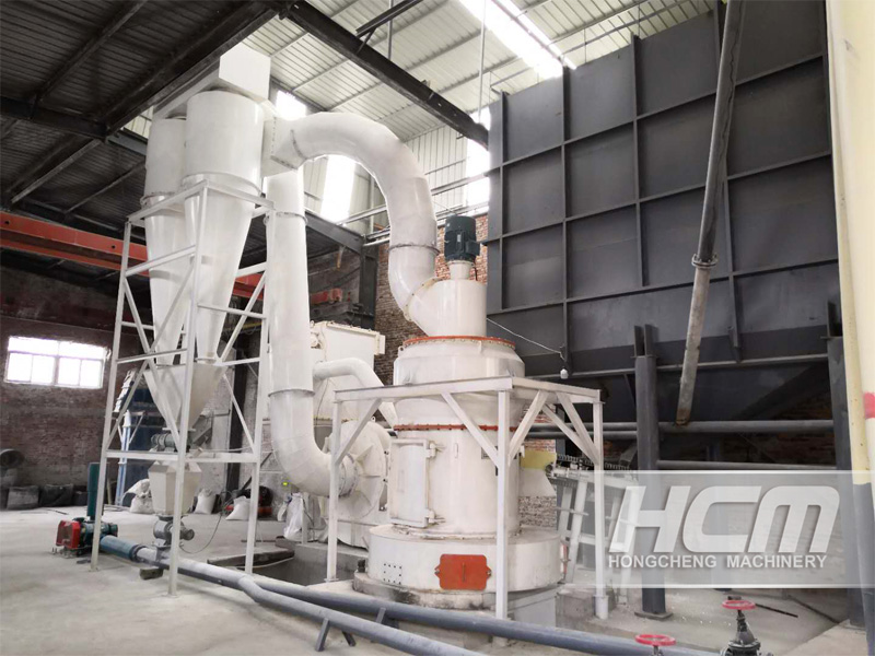 CALCIUM OXIDE POWDER GRINDING PLANT RAYMOND MACHINES MANUFACTURER