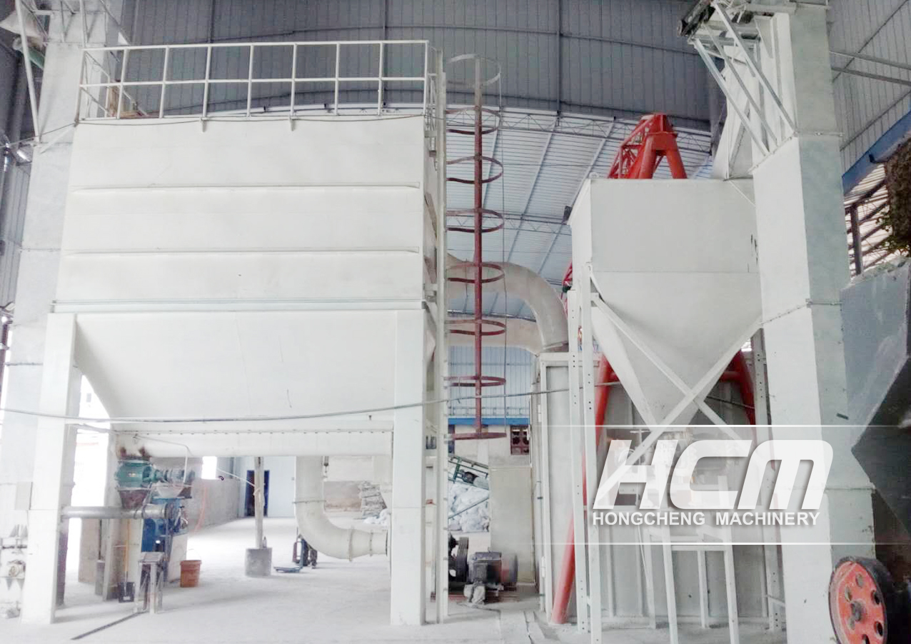 SUPER FINE TALC ENERGY EFFICIENT NONMETALLIC GRINDING MILL MANUFACTURING PRICE