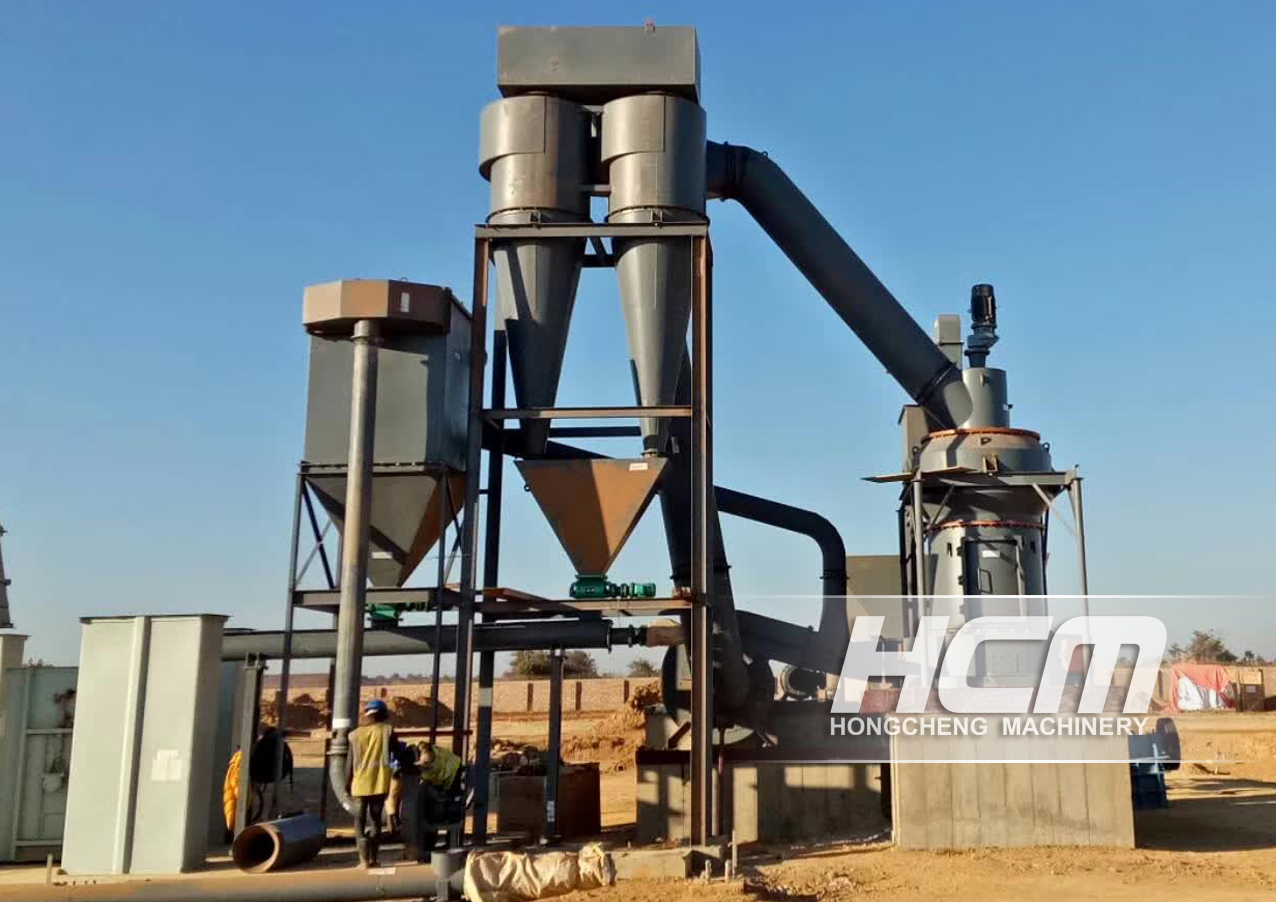 HEAVY CALCIUM CARBONATE POWDER GRINDING PLANT MANUFACTURER-PAPER INDUSTRY