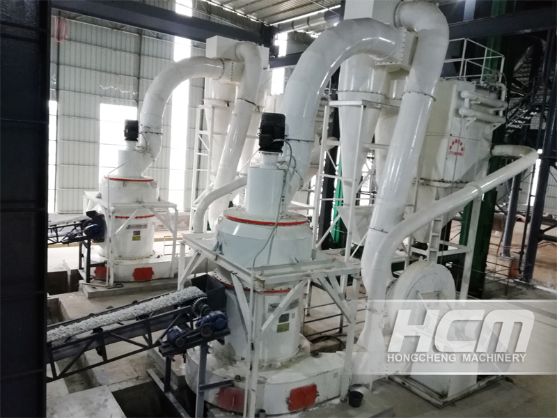 HONGCHENG LOW PRICE SLAKED LIME POWDER PRODUCTION LINE USES