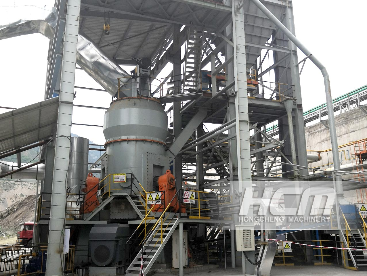 BUY ADVANCED TITANIUM SLAG GRINDING VERTICAL RAYMOND MILL BY EXPERIENCED MANUFACTURERS